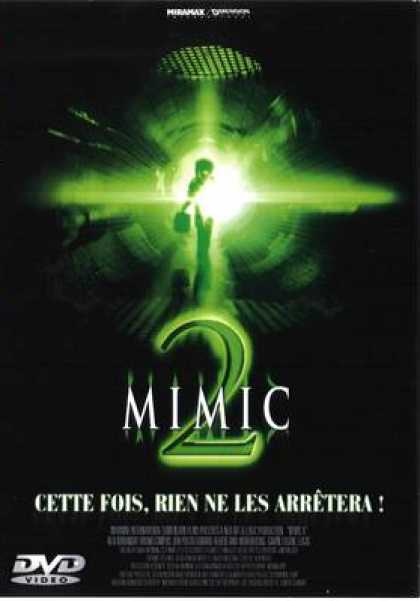 French DVDs - Mimic 2