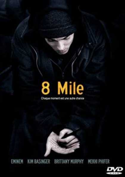 French DVDs - 8 Miles