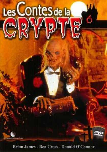 French DVDs - Tales From The Crypt French Vol 6