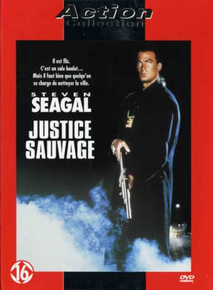French DVDs - Justice Sauvage
