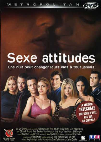 French DVDs - Sexe Attitudes