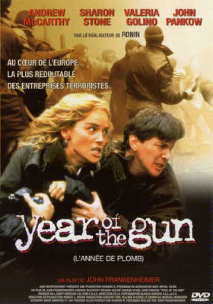 French DVDs - Year Of The Gun
