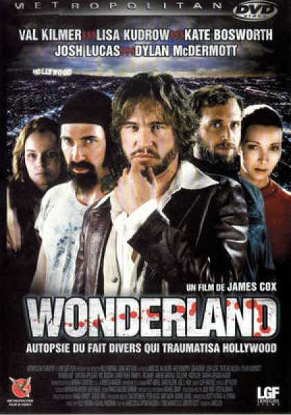 French DVDs - Wonderland
