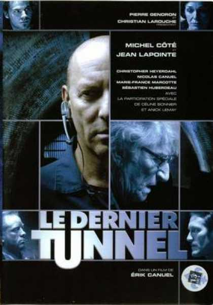 French DVDs - The Last Tunnel French Canadian