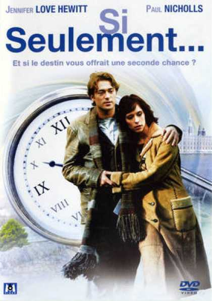 French DVDs - Si Seulement