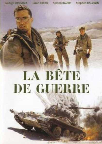 French DVDs - The Beast Of War