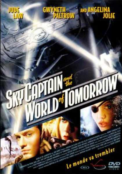 French DVDs - Sky Captain And The World Of Tomorrow
