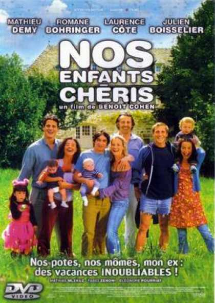 French DVDs - Our Precious Children