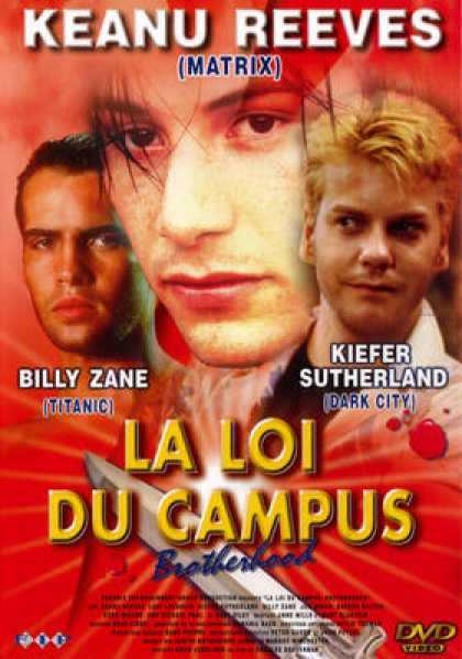French DVDs - La Loi Du Campus