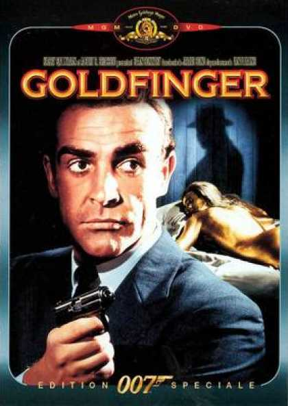 French DVDs - Goldfinger