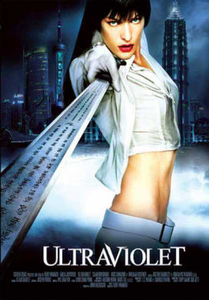 French DVDs - Ultraviolet