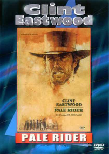 French DVDs - Pale Rider