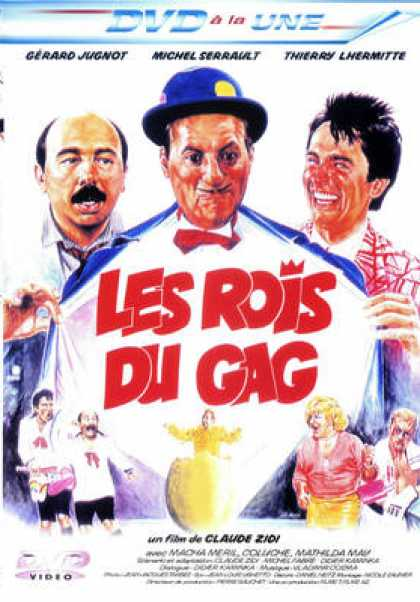 French DVDs - Les Rois Du Gag