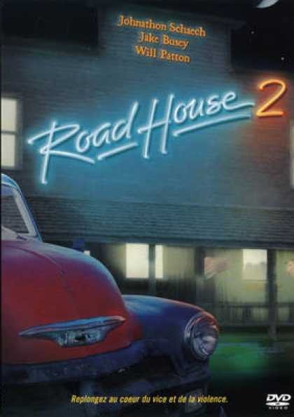 French DVDs - Road House 2