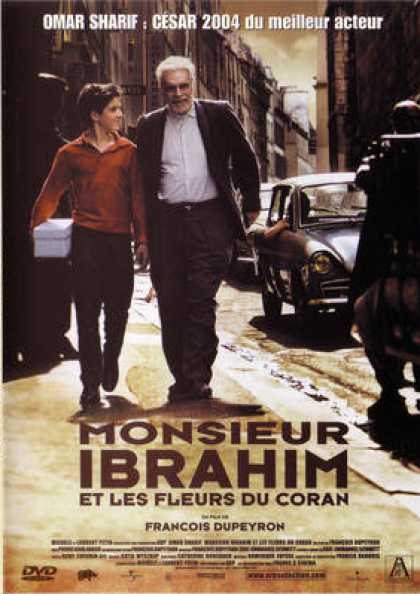 French DVDs - Monsieur Ibrahim