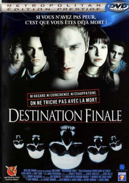 French DVDs - Final Destination 1