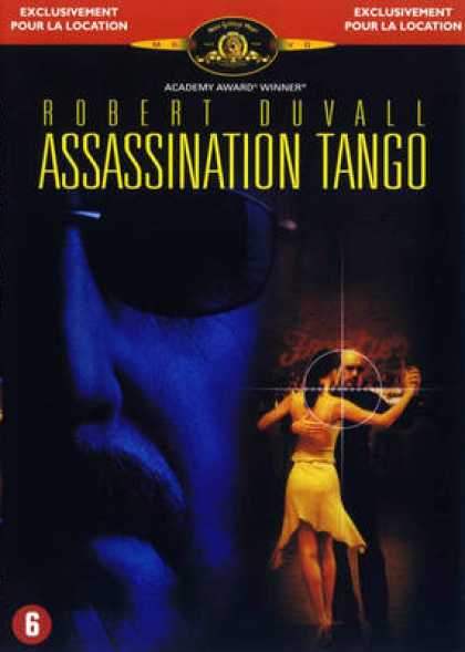 French DVDs - Assassination Tango