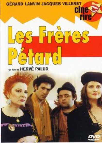 French DVDs - The Brothers Petard