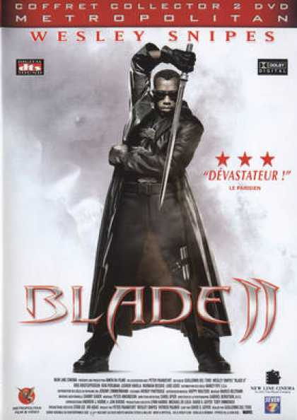 French DVDs - Blade 2 CE
