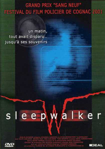 French DVDs - Sleepwalker