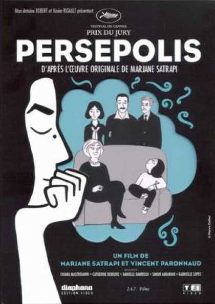 French DVDs - Persepolis