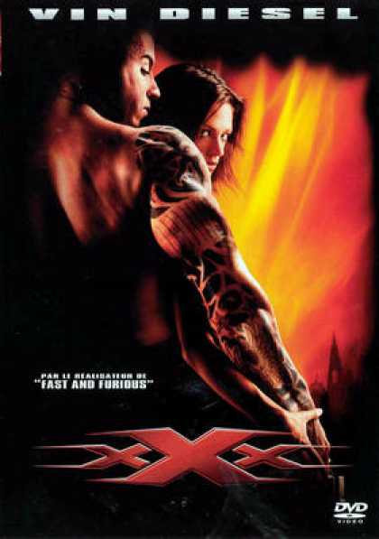 French DVDs - Xxx 1
