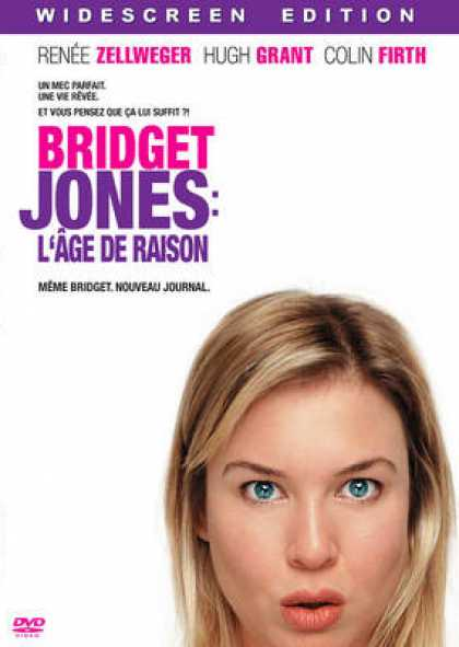 French DVDs - Bridget Jones: The Edge Of Reason