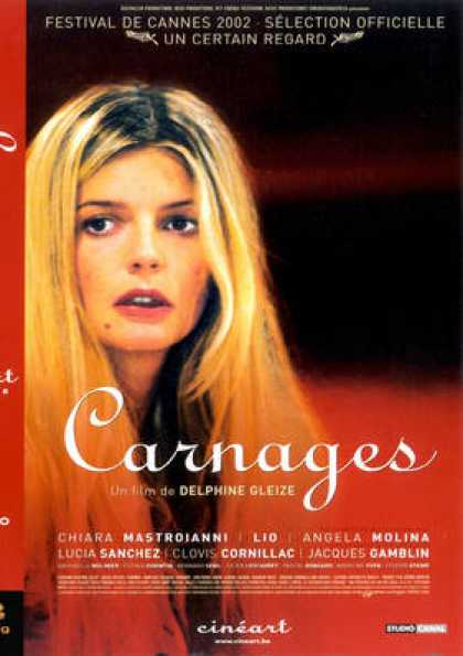 French DVDs - Carnages