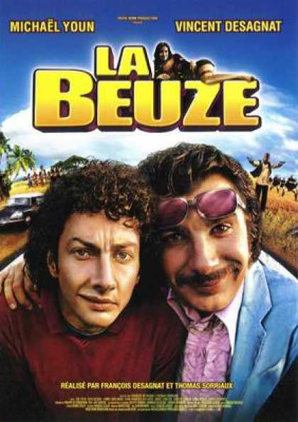 French DVDs - La Beuze