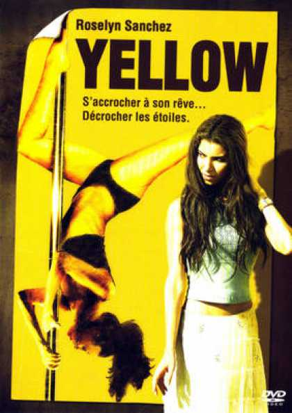 French DVDs - Yellow