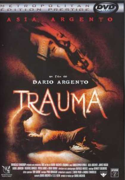 French DVDs - Trauma