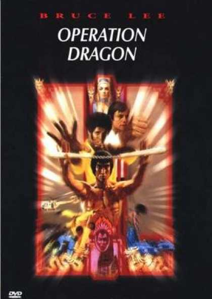 French DVDs - Operation Dragon