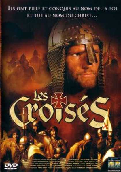 French DVDs - Les Croises