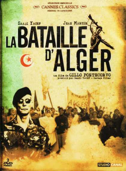 French DVDs - La Bataille D Alger