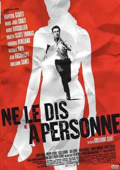 French DVDs - Ne Le Dis A Personne