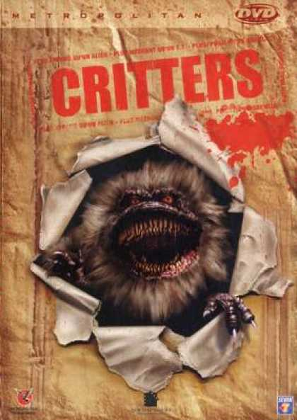 French DVDs - Critters