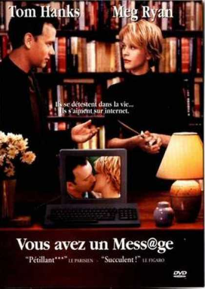 French DVDs - You've Got Mail