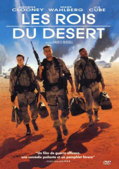 French DVDs - Les Rois Du Desert