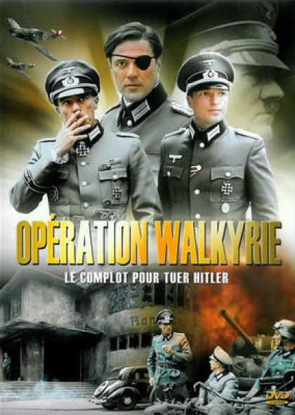 French DVDs - Operation Walkyrie