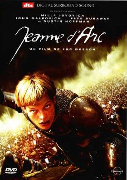 French DVDs - Jeanne Darc
