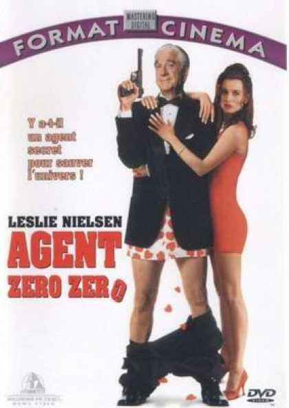 French DVDs - Agent Zero Zero