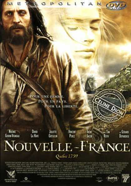 French DVDs - Nouvelle France