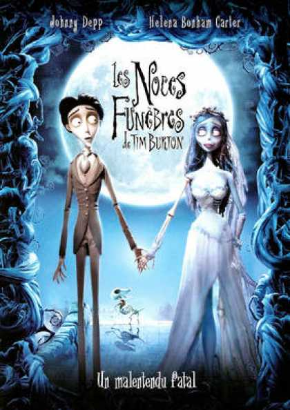 French DVDs - Les Noces Funebres