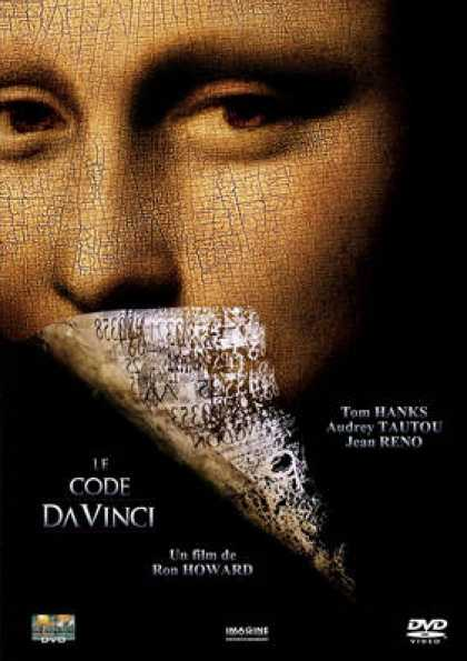 French DVDs - The DaVinci Code
