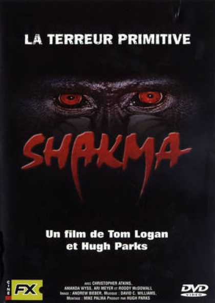 French DVDs - Shakma