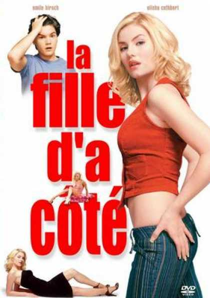 French DVDs - The Girl Next Door