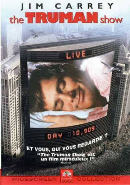 French DVDs - The Truman Show