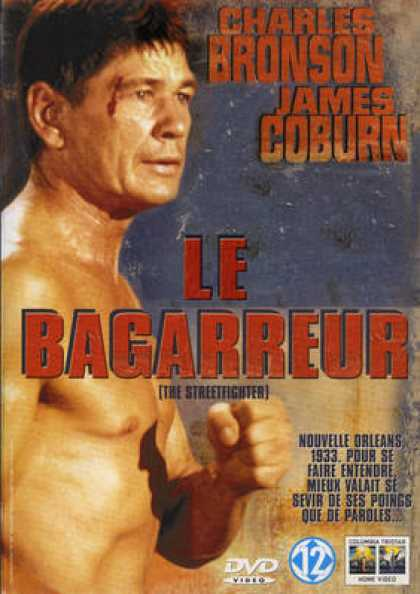 French DVDs - Le Bagarreur