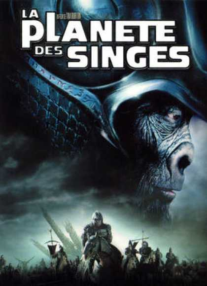 French DVDs - The Planet Of The Apes