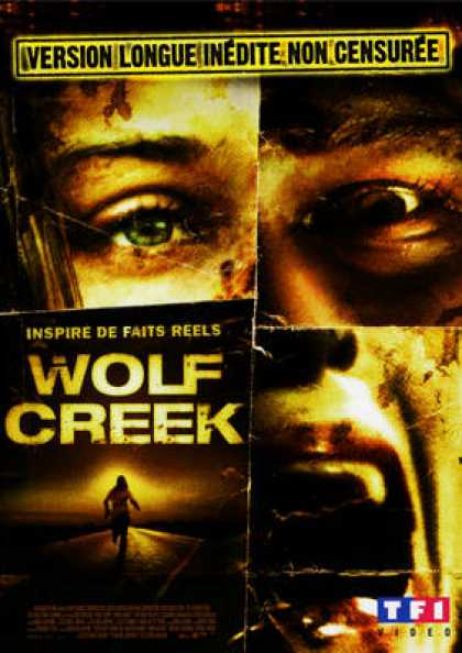 French DVDs - Wolf Creek FRENCH R2 WS EE
